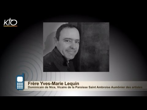 #PrayForNice - Frère Yves-Marie Lequin, dominicain à Nice