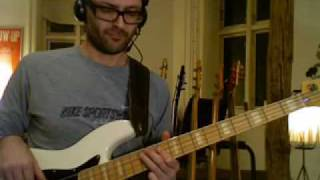 Voices inside - Willie Weeks bass solo w Donny Hathaway - bass playalong