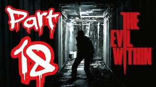 ► Evil Within | #18 | Hnízdo | CZ Lets Play / Gameplay [1080p] [PC]
