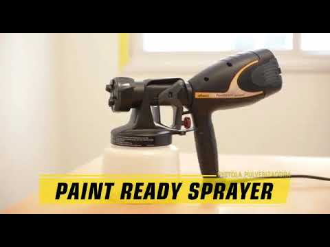 Wagner Sprayers Video