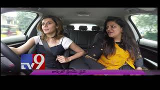 Freedom Drive with Taapsee – Independence Day Special Interview