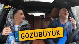 Serdar Gözübüyük Part 1 - Bij Andy In De Auto!