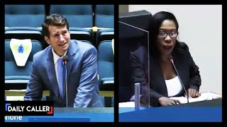 Man Trolls Dallas City Council With Hysterical Speech About Anti-Abortion Law