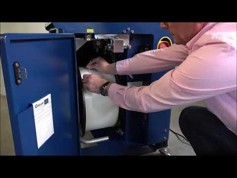 Ampag Speed: Omsnoeringsband verwijderen
