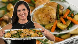 Sheet Pan Suppers - The Easiest Family Dinner Option | Weeknight Dinners | Food 101
