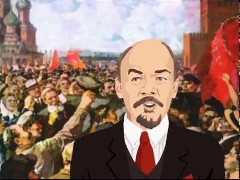 Ленин рассказывает анекдоты о самом себе