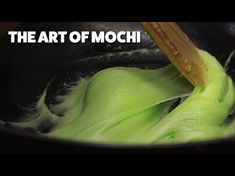 How This 116-Year-Old Shop In Little Tokyo Makes Mochi