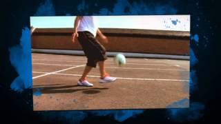 UKI Street Soccer Skillz DVD 2013