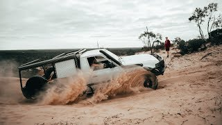 4WD Big Desert Part 1! We love this place! | Livin 4x4