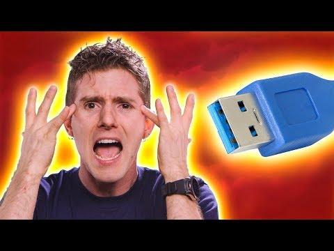 [RANT] The DUMBEST Thing About USB
