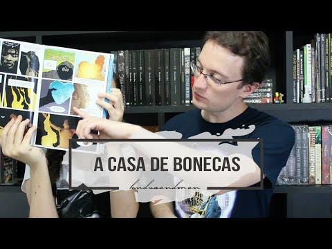 CASA DE BONECAS | #LendoSandman ft. Frodo