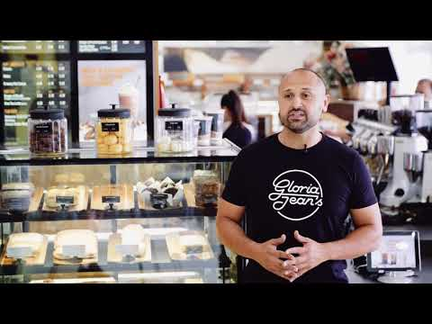 Gloria Jean's Coffees video
