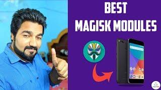 Best Magisk Modules ever for Custom ROMs | Best Madules