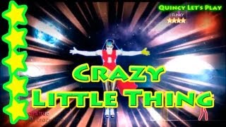 Just Dance 4   Crazy Little Thing Anja 5 ☆☆☆☆☆