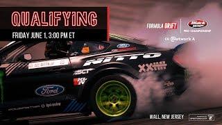 Drift - Wall2018 FD Round4 Qualifying