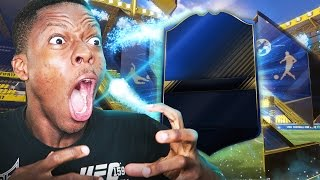 OMG TOTY IN A PACK !!! (GREATEST FIFA 17 TOTY PACK OPENING EVER)
