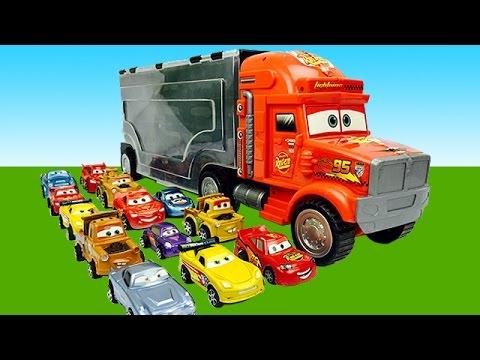Carros para Niños ►Mark - Camión de Transporte Cars Toon
