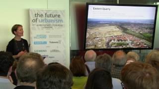 Louise Wyman - Creating new garden cities – Ebbsfleet