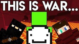Minecraft's Great Speedrunning War