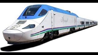 250 км/ч по Узбекистану: высокоскоростной электропоезд Afrosiyob