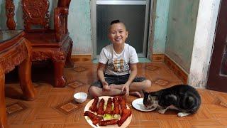 Chuột Nướng - Mao Đệ Chế Biết Món Ăn Đặc Sản Cho Thú Cưng