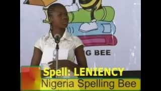 preview picture of video 'Nigeria Spelling Bee 2'