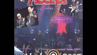 Accept - Starlight Live Holland 2005