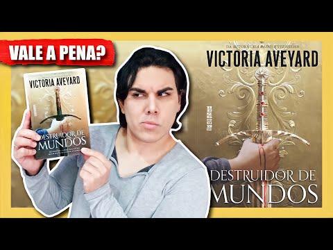 DESTRUIDOR DE MUNDOS   Victoria Aveyard   Editora Seguinte