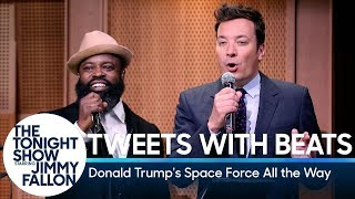 Tweets with Beats: Donald Trump's Space Force All the Way - Video Youtube
