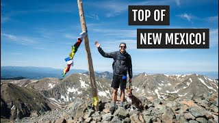 Hiking to the Highest Point in New Mexico: Wheeler Peak (Taos, New Mexico)
