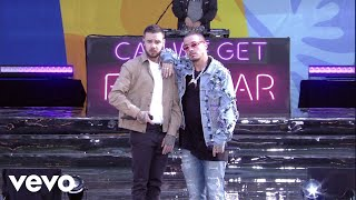 Liam Payne, J Balvin   Familiar (Live On Good Morning America  2018)