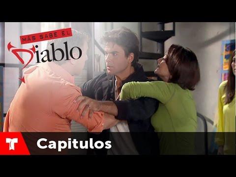 Más Sabe El Diablo | Capítulo 63 | Telemundo