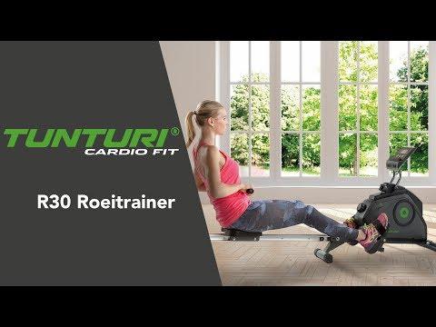 Tunturi Roeitrainer Cardio Fit R30