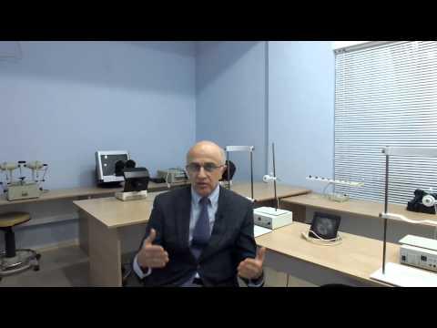 Professor Rasim Hacıyev. Görmə sinirinin atrofiyası