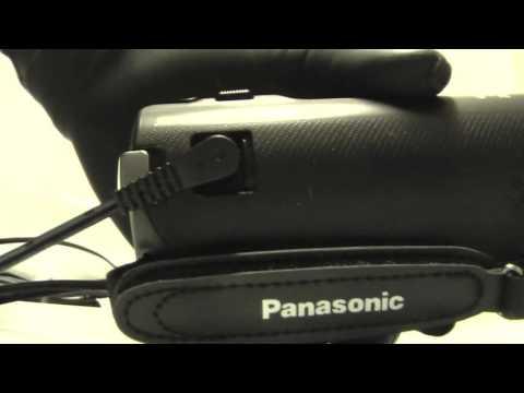 Panasonic HC V180 HD Camcorder Review