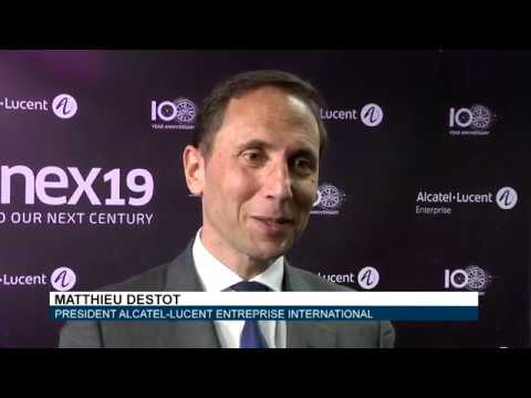 Nouvelles technologies : Alcatel-Lucent, 100 ans d'innovations