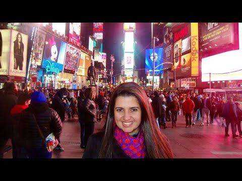 Enlouquecendo na Capezio de Nova Iorque - uma das maiores lojas de artigo de dança que já conheci