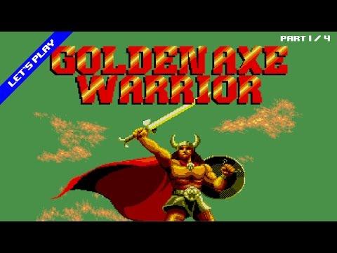 [Let's Play] Golden Axe Warrior (SMS) (Part 1/4)
