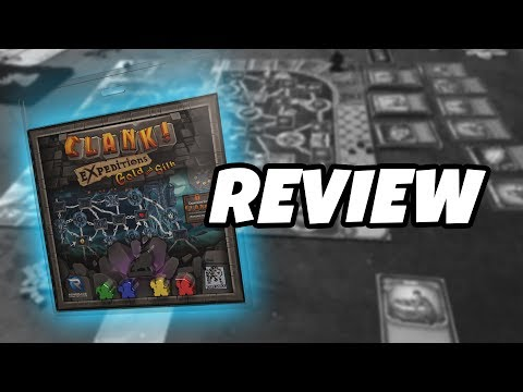 Review | CLANK! EXPEDITIONS: GOLD AND SILK | Renegade Games