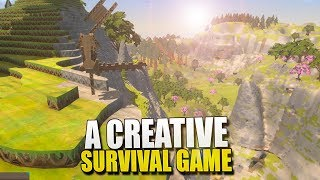 THE MOST CREATIVE SURVIVAL GAME YET (Card Life)