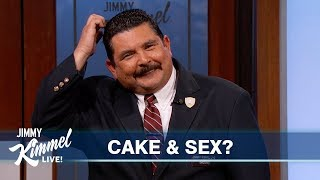 Behind the Scenes with Jimmy Kimmel & Audience (Guillermo's Birthday)