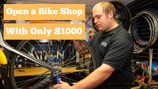 How to start a bike shop with $1,000 in 2020