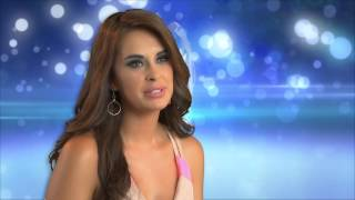 Estefania Realpe Candidata Miss World Ecudaor 2014