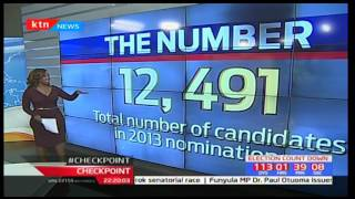 The Number: Number of women in elective positions