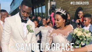 CONGOLESE WEDDING | VLOG TRIP TO LONDON | SAMUEL & GRACE ELONGA | WATCH IN 1080 HD