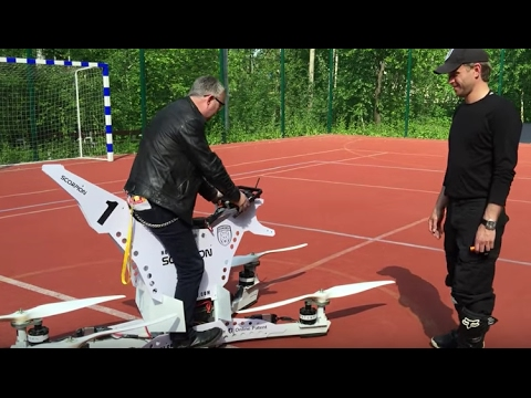 HoverSurf launches its hoverbike