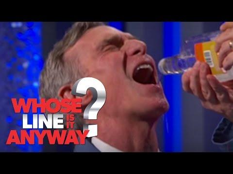 Náhradní ruce: Bill Nye