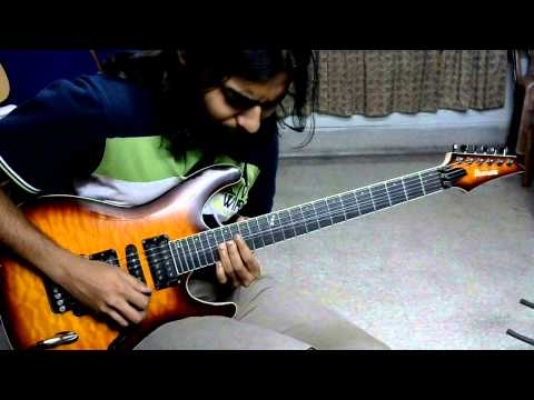 Guthrie Govan - remember when cover