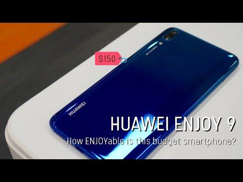 Huawei Enjoy 9 Plus Écran LCD + Tactile pré-assemblés sur CHÂSSIS avec Outils