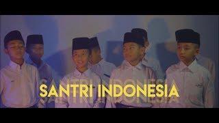 SANTRI INDONESIA SENORITA VERSI SANTRI...